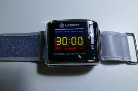 Health & Wellness: Laser watch, wear it to regain your health, Cold Laser Therapy Watch