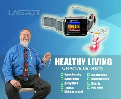 laser watch , cold laser therapy watch