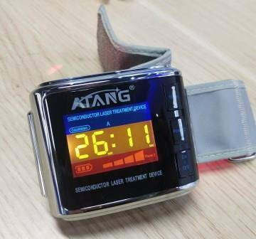 Cold-laser-therapy-watch-new design-AT