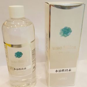 Umo Silica, silica, 500ml, 8,730ppm, Umo Rich, silica Japan, 日本浓缩水溶性硅素