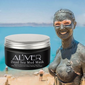 Dead Sea Mud Mask for Facial Treatment Oil control Moisturizing Whitening