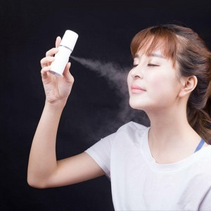 Face Sprays Portable Ultrasonic Ozone Sprayer Nano Mister Steamer