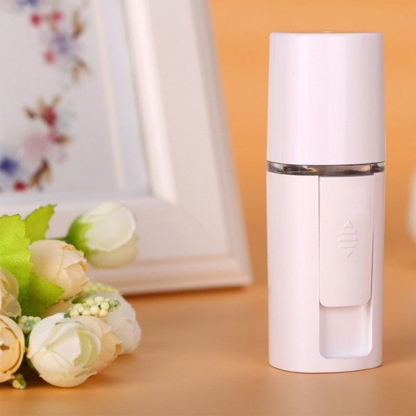 Face Sprays Portable Ultrasonic Ozone Face Sprayer Nano Mister Steamer