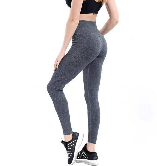 Leggings For Women High Elastic Quick Drying Yoga Pants Slim Tights Training Trousers