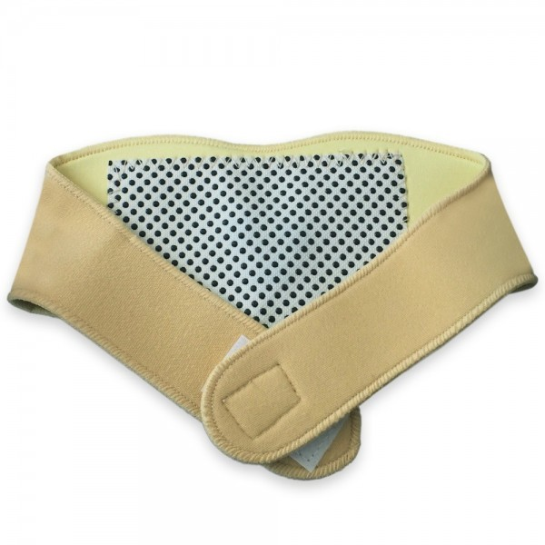Neck Pain Relief Tourmaline Neck Guard Magnetic Self Heating Brace Support