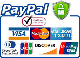 Secure Payment: InPasar uses Paypal for payment processing & does not store card details, Privacy Policy