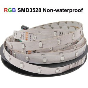 RGB LED Light Strip 5050 2835 Flexible 10M 5M tape diode ribbon