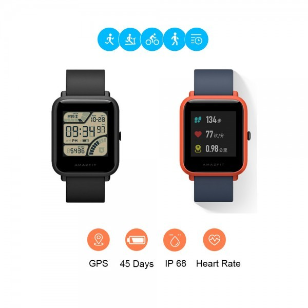 Waterproof GPS Smart Watch for Youth