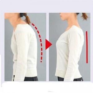 Corset back brace orthotics posture corrector rectify posture adjust back