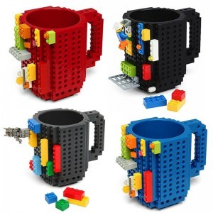 Lego Mug Build Your Unique Coffee Mug