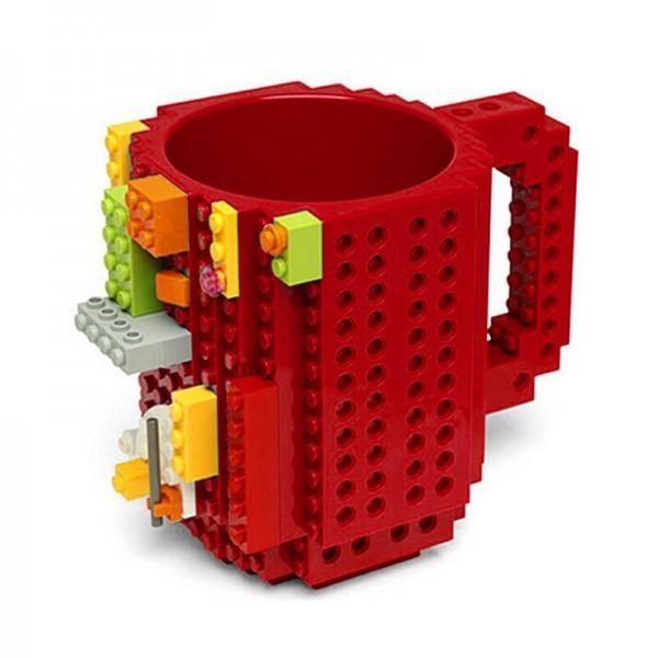 Lego Mug Build Your Unique Coffee Mug