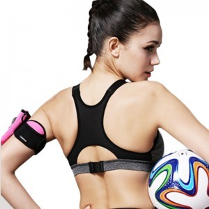Bra Yoga Padded Push Up For Running Sports Gym Fitness Athletic