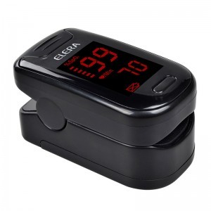 Pulse oximeter blood oxygen levels monitor Spo2 PR pulsioximetro