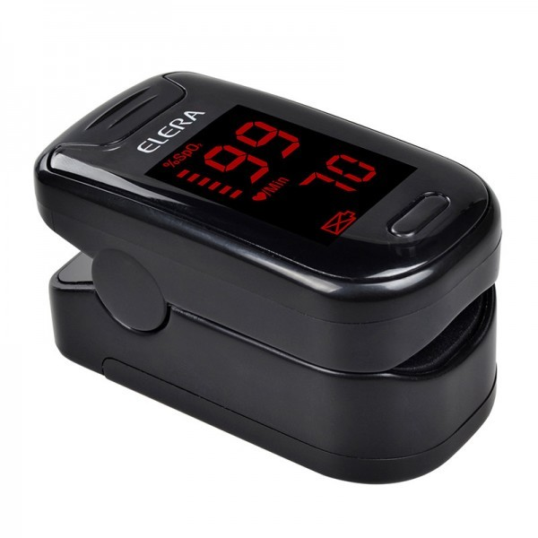 Finger Pulse Oximeter Blood oxygen saturation levels Monitor SPO2 PR