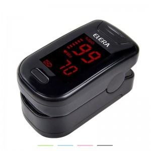 Finger Pulse Oximeter Blood oxygen saturation levels Monitor SPO2 PR Pulsioximetro