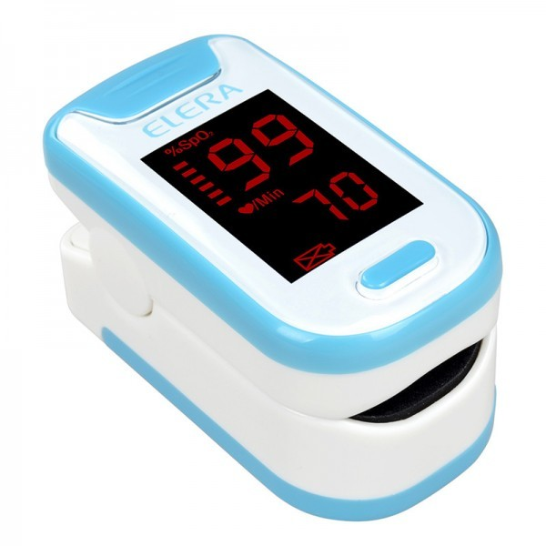 Finger Pulse Oximeter Blood oxygen saturation levels Monitor SPO2 PR