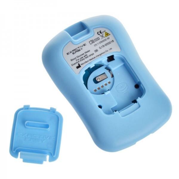 Blood Glucose Meters Diabetics Monitor Glucometer 50/100 Strips +50 Needles