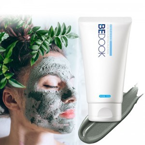 Green Clay Acne Treatment Remove Blackhead Purifying Mud Mask Whitening