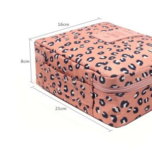 Makeup Bag Cosmetic Case Organizer Travel Wash pouch Toiletry Storage Nylon