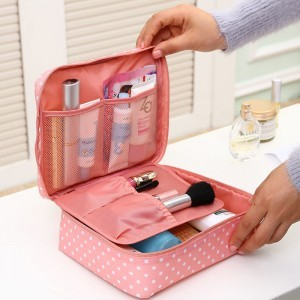 Makeup Organizer Travel Wash Pouch Cosmetic Bag Beauty Case Toiletry kits