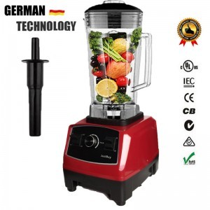 Mixer Juicer Heavy Duty Blender 3HP 2L BPA Free Powerful Food Processor