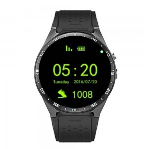 Smart Watch Android GPS OLED Screen SIM Card WiFi 1.39″ IPS