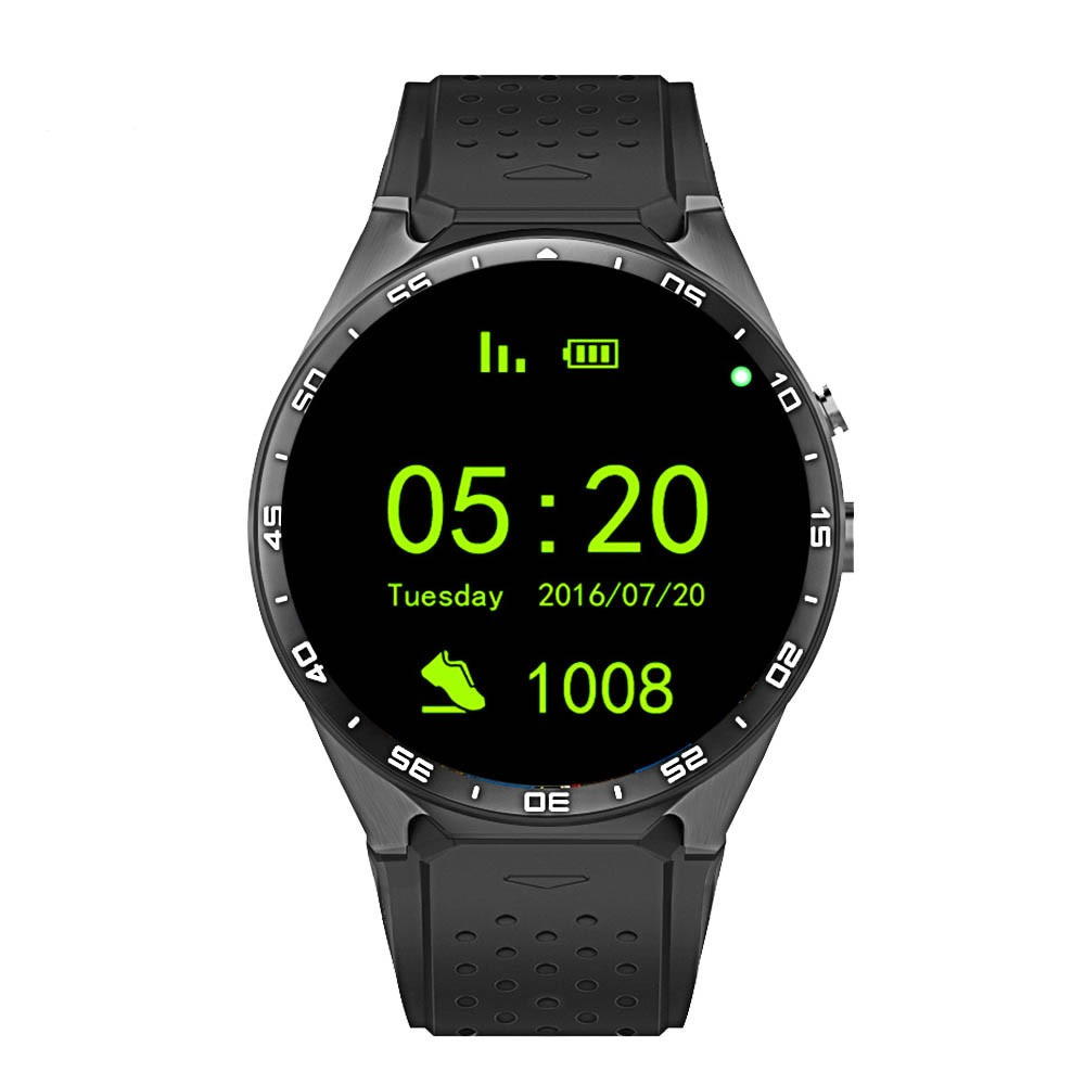 Smart Watch Android GPS OLED Screen SIM Card WiFi 1.39 ...