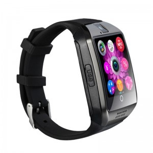 Smart watch multi function anti-loss fashion wristwatch SMS MP4 step gauge