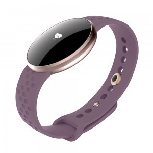 Women Smart Watch GPS Fitness Sleep Monitoring Waterproof