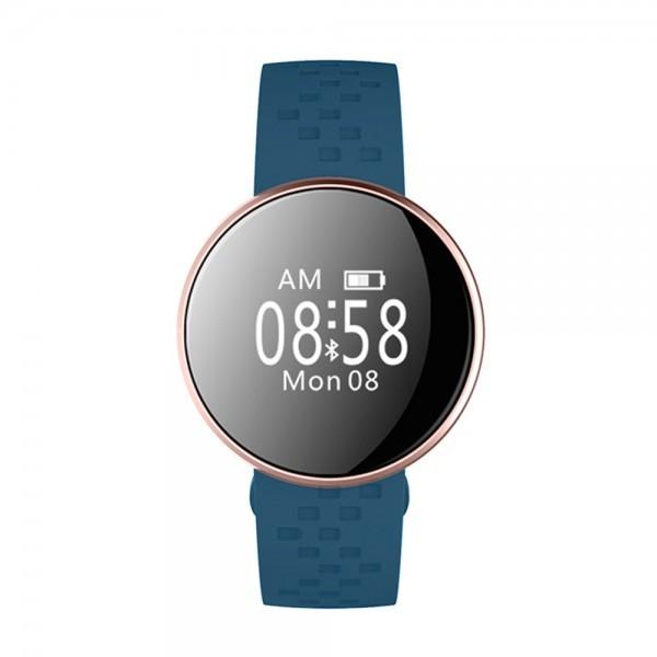 Women Smart Watch GPS Fitness Sleep Monitoring Waterproof Remote Camera