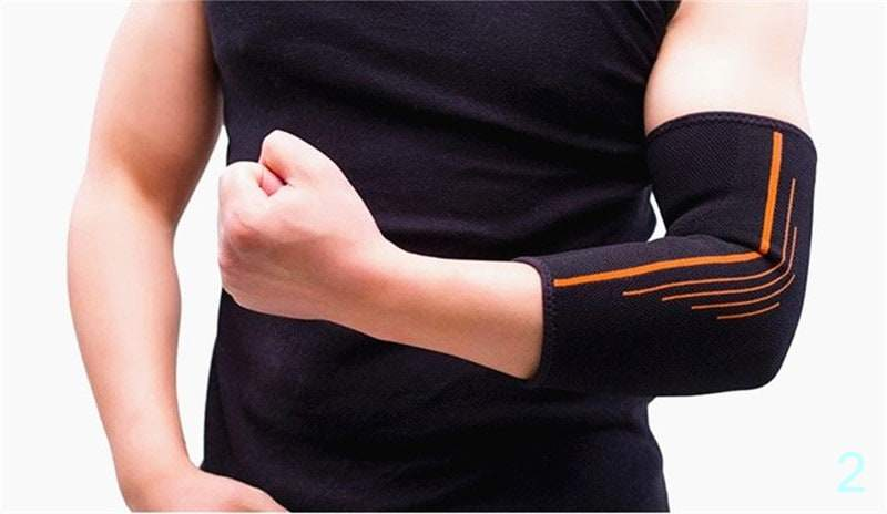 Elbow Brace Breathable Elastic Elbow Support pad for sports safety