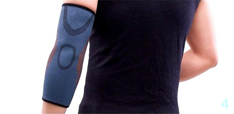 Breathable Elastic Protective Support pad for sports safety