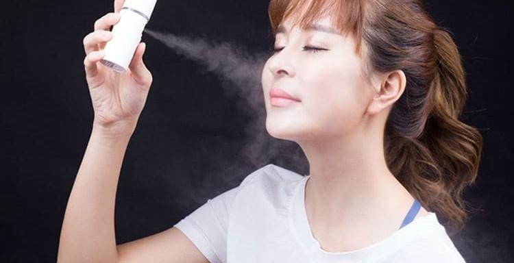 Face Sprays Ozone Ultrasonic Mist Maker   Pasar Online Shopping