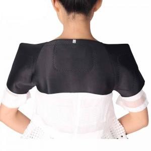 Shoulder heating pad magnetic tourmaline pain relief heating belt