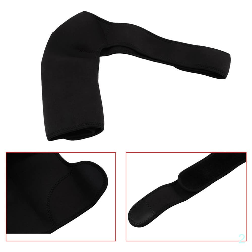 Shoulder Supports Neoprene Brace Magnetic Strap for Dislocation Arthritis Pain Relief