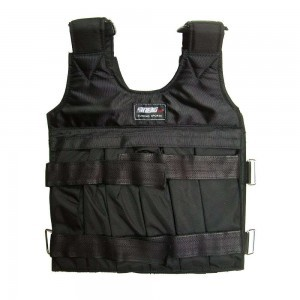 Weight Vest Unisex Adjustable Solid Training Vest For Body Building Fitness