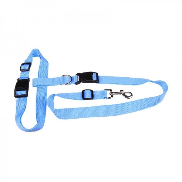 Jogging With Dog Leash Running Traction Pulling Safe Convenient