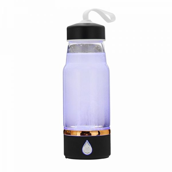 Hydrogen water bottle hydrogen water generator USB rechargeable