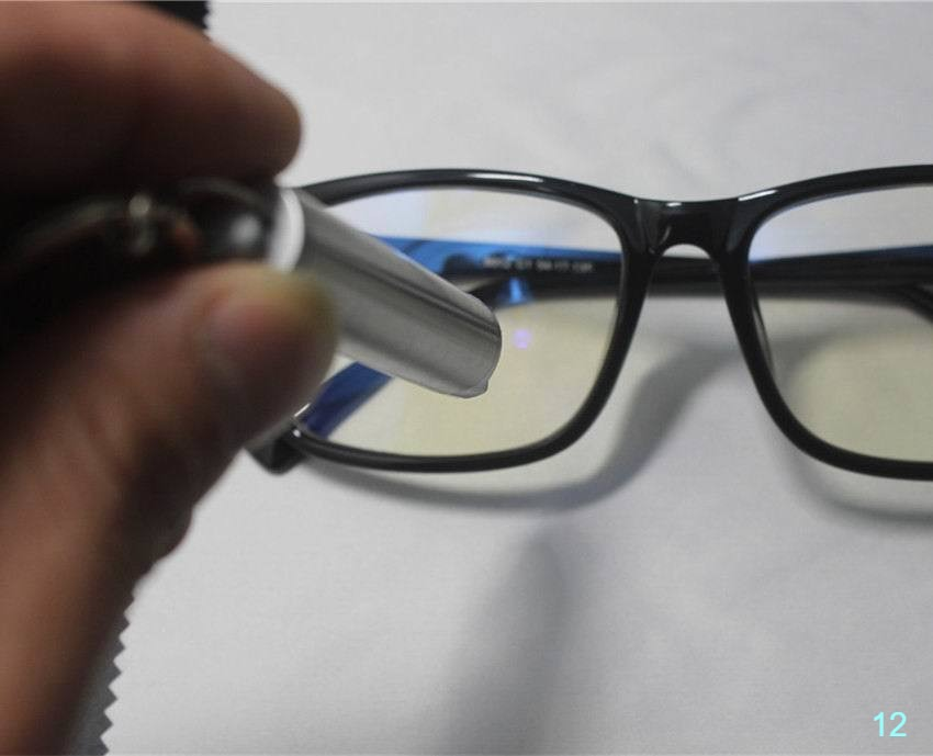 Blue Light Blocking Glasses Reduce Digital Eye Strain And