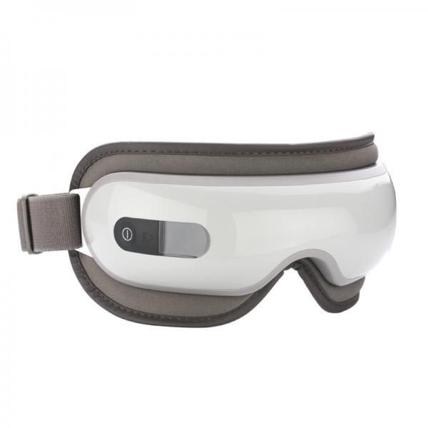 Eye massager air pressure mp3 magnetic far infrared heating