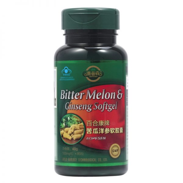 Herbs for diabetes cure balsam pear ginseng beeswax hypoglycemic