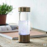 Hydrogen water maker alkaline water ionizer bottle rechargeable, Pasar Online