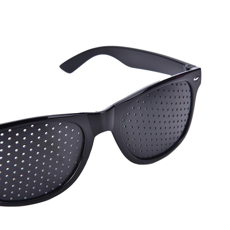 Pinhole glasses eye exercises eyesight improvement vision care