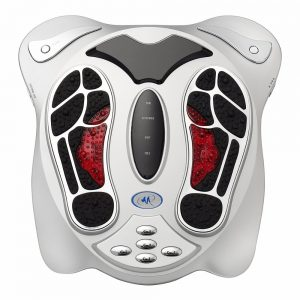 Electric foot massager far infrared foot reflexology massage body slimming belt