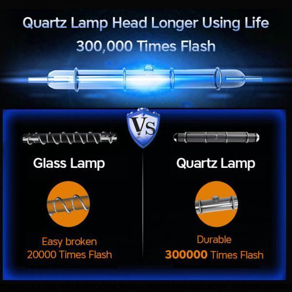 Laser hair removal bikini trimmer laser epilator depiladora laser
