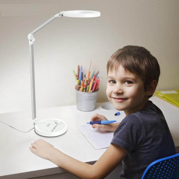 Led table lamps desk lights foldable and adjustable lighting TG2520