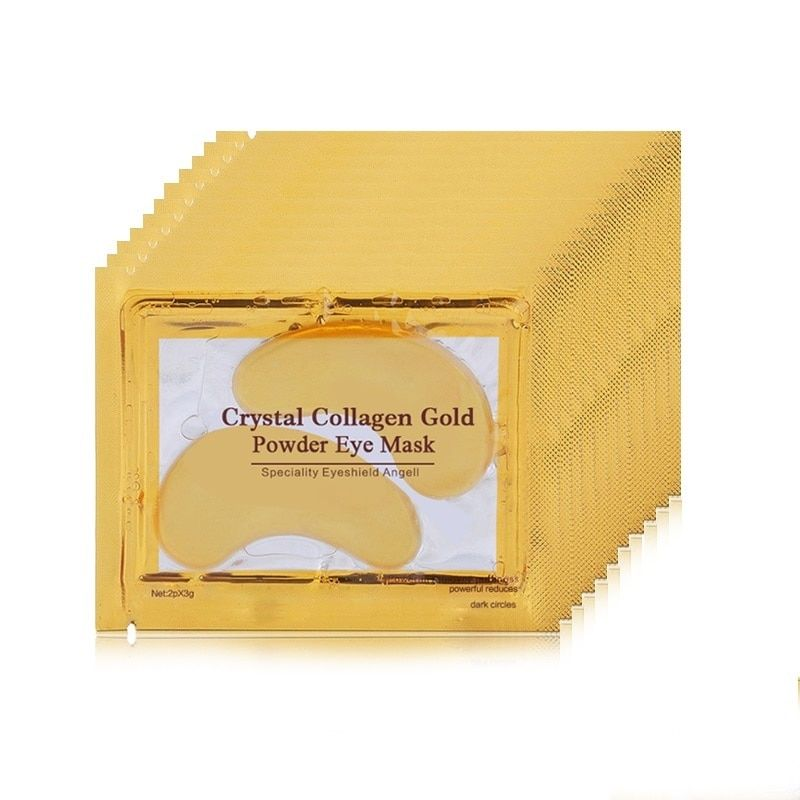 Eye Mask Crystal Collagen Remove Dark Circles Anti