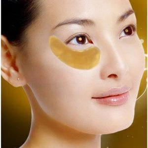 Eye mask crystal collagen remove dark circles anti-puffiness cream 20pcs