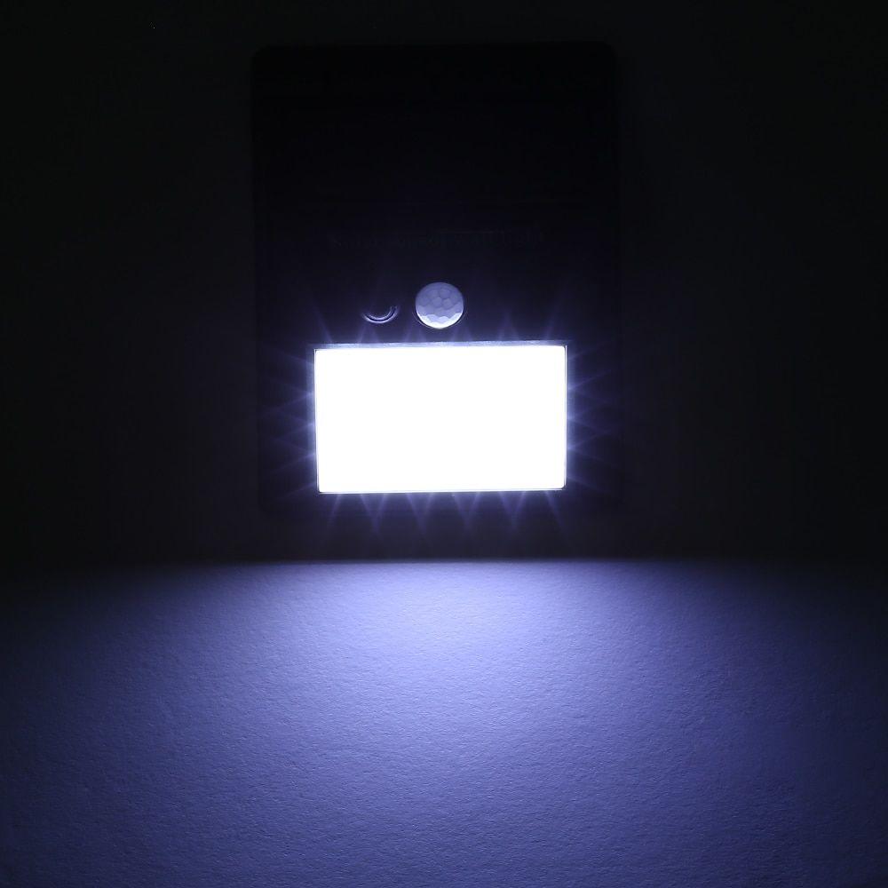 Led Solar Lights Motion Sensor Wall Mount Light Outdoor