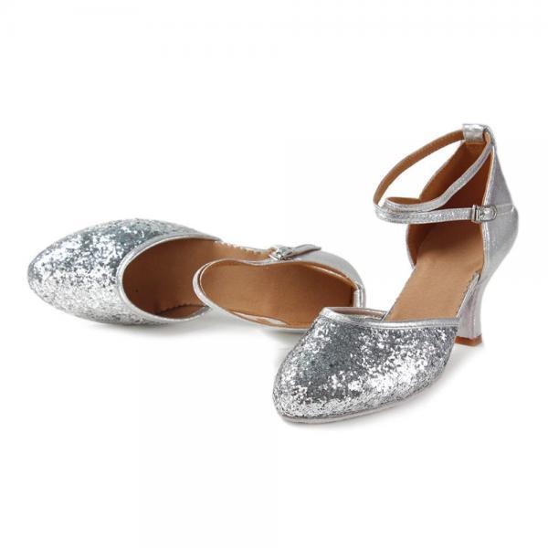 Modern Dance Shoes For Women Salsa Tango Latin